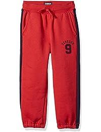 Boys' Kids Classic Fit Logo Fleece Pants