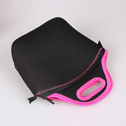 Zhuhaitf 6L Mini De plein air Portable Lunch Box Sac isotherme Sac de rangement Pique-nique Fourre-Tout Imperméable À L'eau Convient pour Pique-nique de Vacances et Déjeuner de Travail
