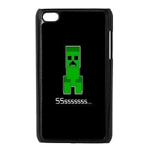 Ipod Touch 4 Phone Case Minecraft F5G8243