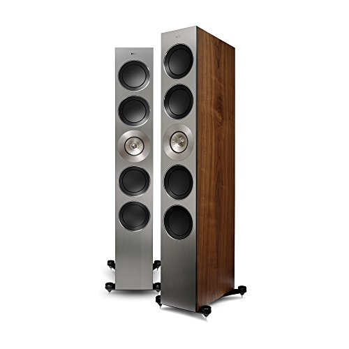 Kef ref5sw reference passive 3 way floor speaker each for True frequency jewelry reviews