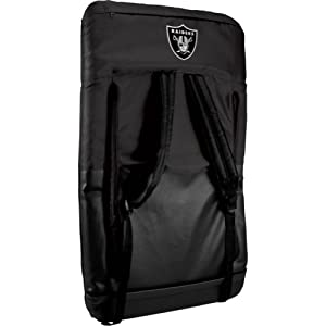 Picnic Time Oakland Raiders Ventura Seat by Picnic Time