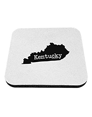TooLoud Kentucky - United States Shape Coaster