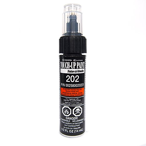 auto touch up paint black - 5