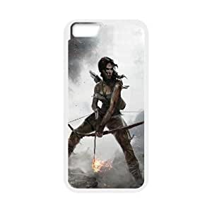 """WJHSSB Tomb Raider Phone Case For iPhone 6 (4.7"""") [Pattern-6]"""