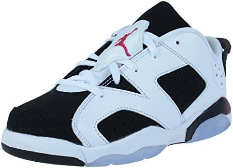 768884-008 AIR Jordan AJ 6 Retro Low GP PRE-School Sneakers AIR JORDANDRK Gry ULTRVLT WLF Grey GHST G GRISM