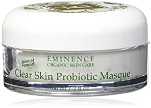 Eminence Clear Skin Probiotic Masque Skin Care, 2-Ounce