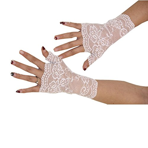 FloYoung Women Bridal Finger Gloves product image