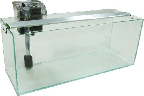 12 Gallon Aquarium (Mr. Aqua Personal Mini Bookshelf Aquarium Tank Set)