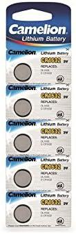 Camelion Lithium Button Cells Elektronik