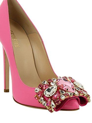 pour rose femme Rose rose Escarpins Gedebe P1qxFw6qY