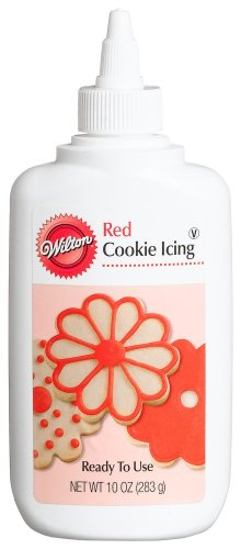 Wilton 10 Ounce Cookie Icing, - Outlet Wilton