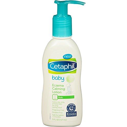 Cetaphil Baby Eczema Calming Lotion, 5 FL OZ