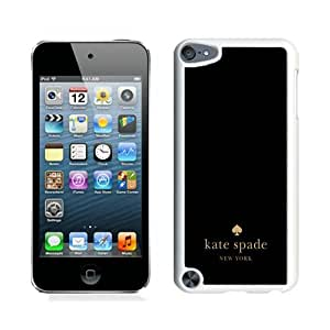 Personalized Design Customize Ipod Touch 5 Protective Case Kate Spade New York Hardshell Case for iPod Touch 5 Cover 10 White