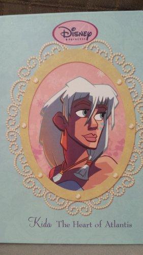 Kida - The Heart of Atlantis (Disney: My Princess Collection, Book -