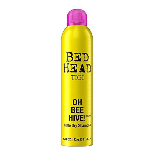 Tigi Tigi Bed Head Matte Dry Shampoo for Women, Oh Bee Hive!, 5 Oz, 5.0 Oz