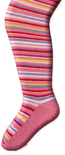 - Country Kids Little Girls' Lollipop Stripe Tights, Candy, 3-5 Years