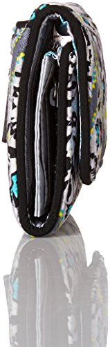 Cotton Rfid Vera Riley Bradley Signature Compact Leaf Heritage Wallet YqwH5q