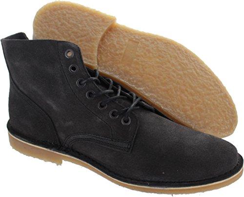 Jack & Jones Men's Bruce Suede Combat Boots cdN5kW