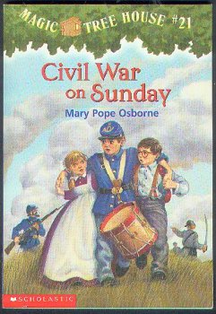 Civil War on Sunday (Magic Tree House #21)