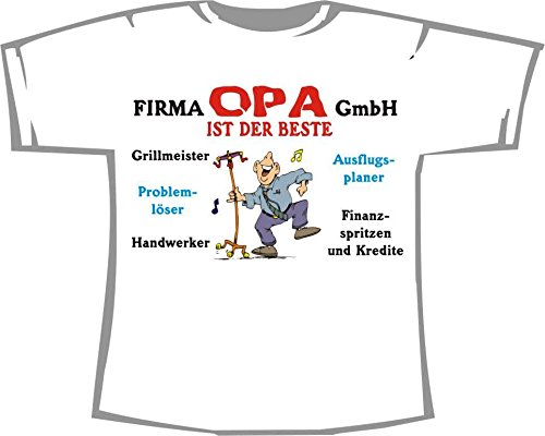 Schön Firma Opa GmbH Fit T Shirt Family, White White White Size:Unisex Gr. XL:  Amazon.co.uk: Sports U0026 Outdoors
