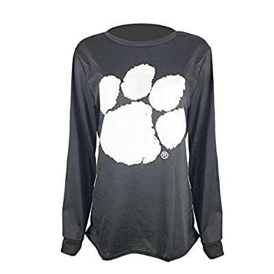 Women Long Sleeve Bear Paw Print Sweatshirt Daoroka Jumper Pullover Tops Autumn Winter Tunic Blouse Shirt