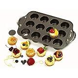 Norpro 3919 Deluxe Mini Cheesecake Pan