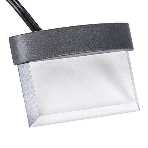 Sterno Home GL33893BK Low Voltage LED Deck Light, 12V, 20 Lumens, 0.9 Watts, Black