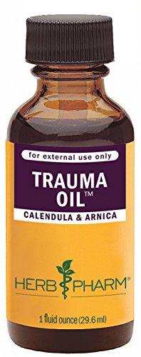 Herb Pharm Trauma Oil with Arnica and Calendula - 1 Ounce
