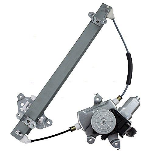 Nissan Power Regulator (Drivers Front Power Window Lift Regulator w/ Motor Assembly Replacement for Nissan Juke 80731-JX30C)