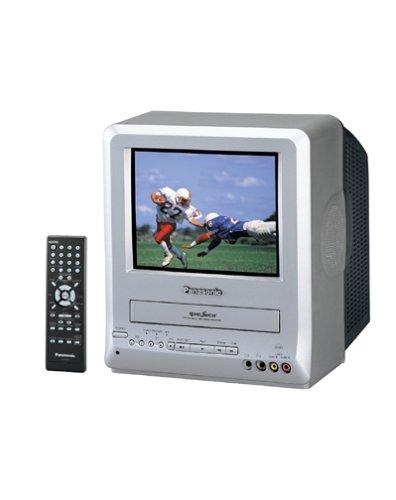 amazon com panasonic pv c923 9 inch tv vcr combo silver electronics rh amazon com Panasonic 50 Inch Plasma TV 35 Inch Sanyo TV