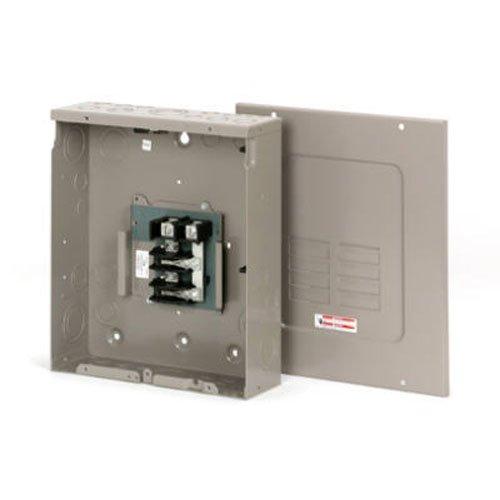 Eaton Corporation Ch8L125Sp 8 Circuit Main Lug Load Center Surface Mount Indoor, 125-Amp