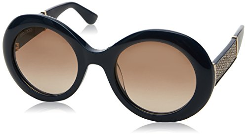 GUCCI 2592/S 0BMW S2 CHOCOLATE FRAME BROWN GRADIENT LENS PLASTIC SUNGLASSES.