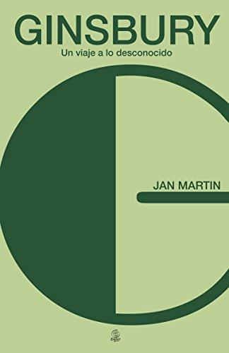 Descargar Libro Ginsbury: Un Viaje A Lo Desconocido Jan Martin