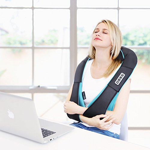 15% off a shoulder and back massager with heat