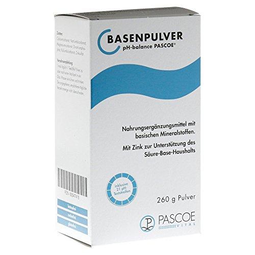 BASENPULVER Pascoe 260g 47415