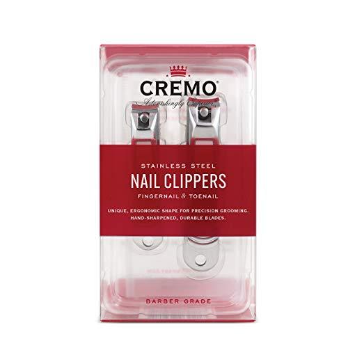 Cremo Fingernail & Toenail Clipper Set