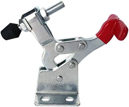 Toggle Clamp Adjustable Quick Release Tool Horizontal Clamp Hand Hold Down