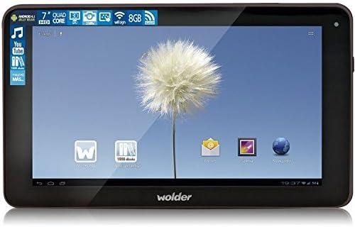 Wolder miTab Line - Tablet de 7: Amazon.es: Informática