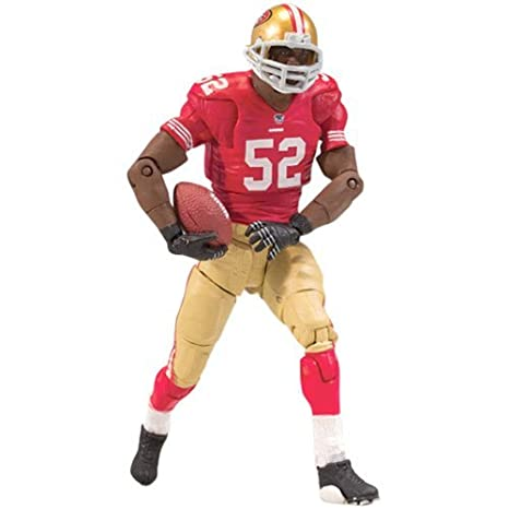 e5cd4af01 Image Unavailable. Image not available for. Color  NFL San Francisco 49ers  McFarlane 2012 Playmakers Series 3 Patrick Willis ...
