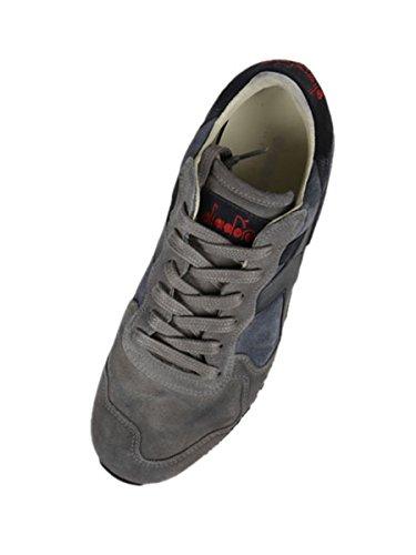 Grigio Diadora Suede Sneaker blu Fall denim 157664 blu winter Grigio Uomo C6360 2016 frwfqnHO