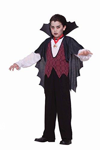 Forum Novelties Transylvanian Vampire Costume, Child Small (Vampire Dress Up Costumes)