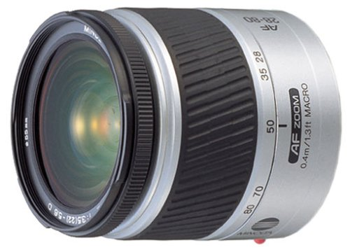 Minolta AF 28-80mm f/3.5-5.6D Zoom Lens