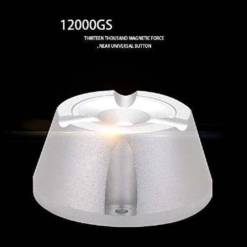 SEN 12000Gs Martelletto per sbloccare Vestiti Fibbia antifurto Ossidazione in Alluminio Argento