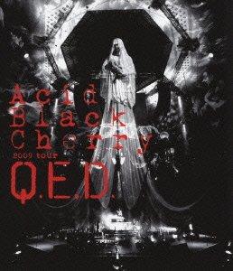 アシッドブラックチェリー / 2009 tour Q.E.D.