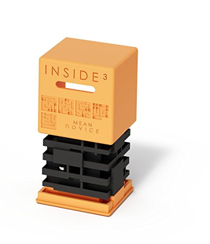 INSIDE3 Mean Novice Labyrinth Cube Level : 5 Out of 12 ()