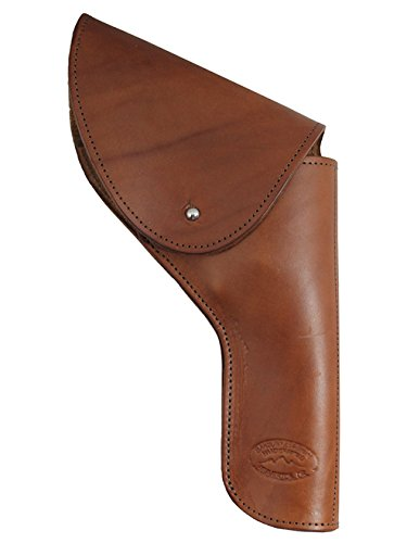 Barsony New Brown Leather Flap Holster for RUGER SINGLE SIX