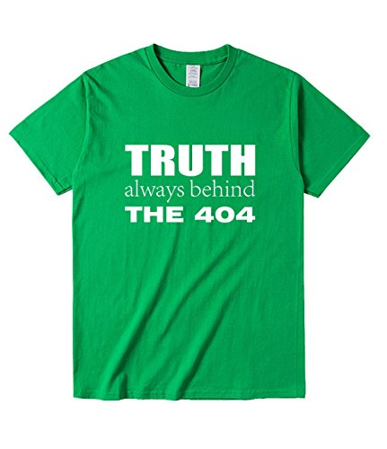 Truth Always Behind The 404 Tees For Man L (Spirit Jerseys Wholesale)