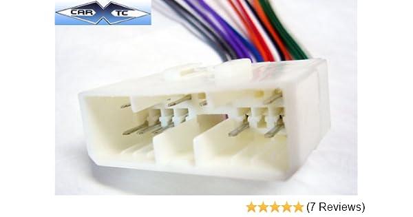 Amazon.com: Stereo Wire Harness Chevy Aveo 06 2006 (car Radio ... 2009 chevy hhr radio wiring harness Amazon.com