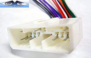 41J6VebOdSL._SX300_ amazon com stereo wire harness chevy aveo 04 05 (car radio wiring Chevy Engine Wiring Harness at aneh.co