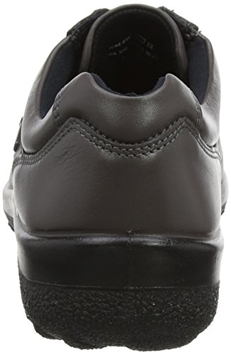 Tone Gunmetal GTX Grey Oxfords Women's Hotter UBTgqwPw